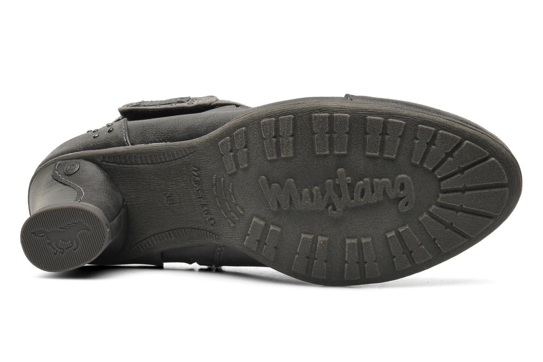 Boots en enkellaarsjes Mustang shoes Ibline Grijs boven
