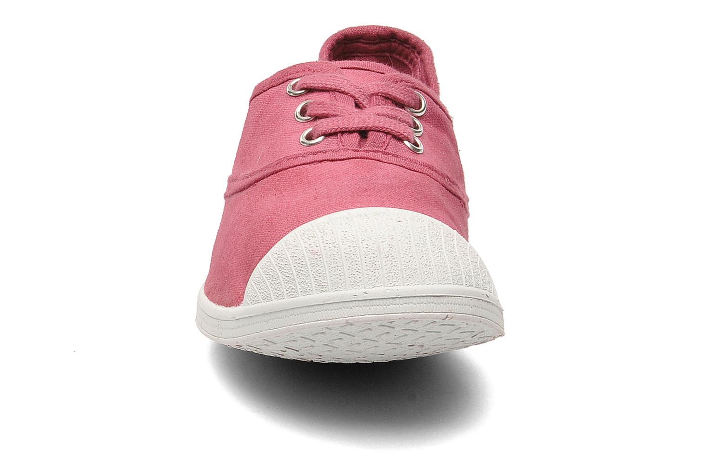 Baskets Kaporal Vicky E Rose vue portées chaussures