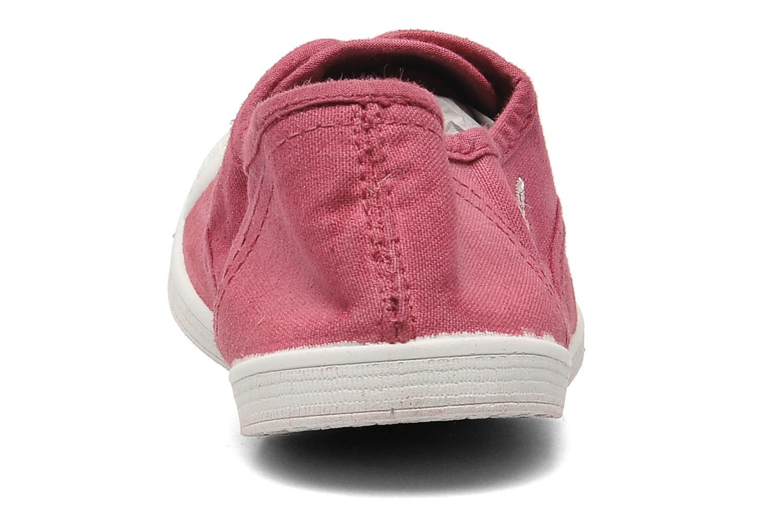 Sneaker Kaporal Vicky E rosa ansicht von rechts