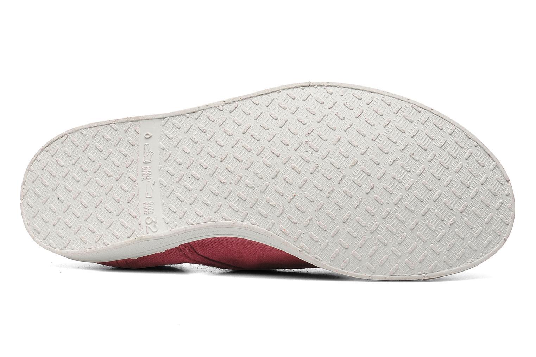Sneakers Kaporal Vicky E Roze boven
