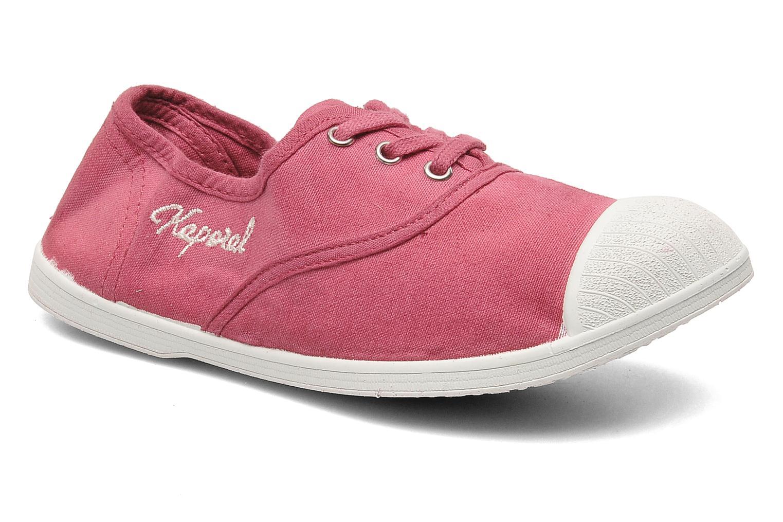 Sneakers Kaporal Vicky E Roze detail