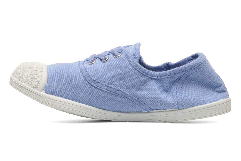 Sneaker Kaporal Vicky E blau ansicht von vorne