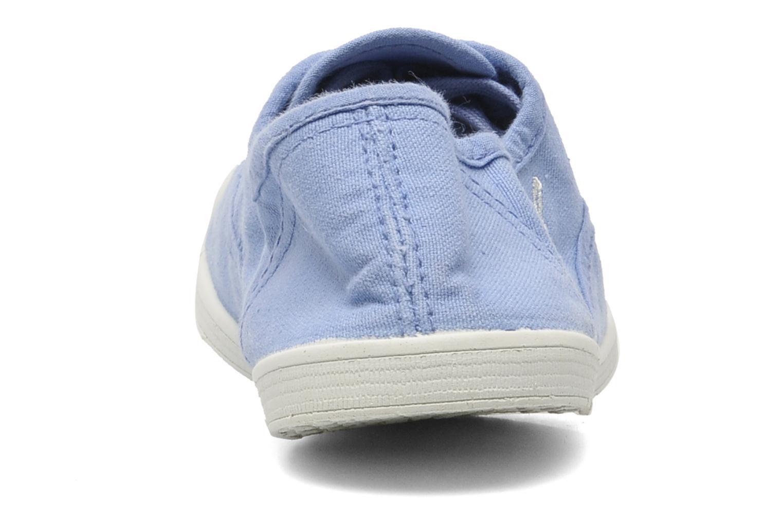 Sneaker Kaporal Vicky E blau ansicht von rechts