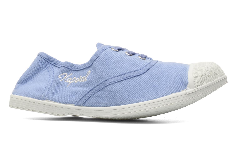 Sneaker Kaporal Vicky E blau ansicht von hinten