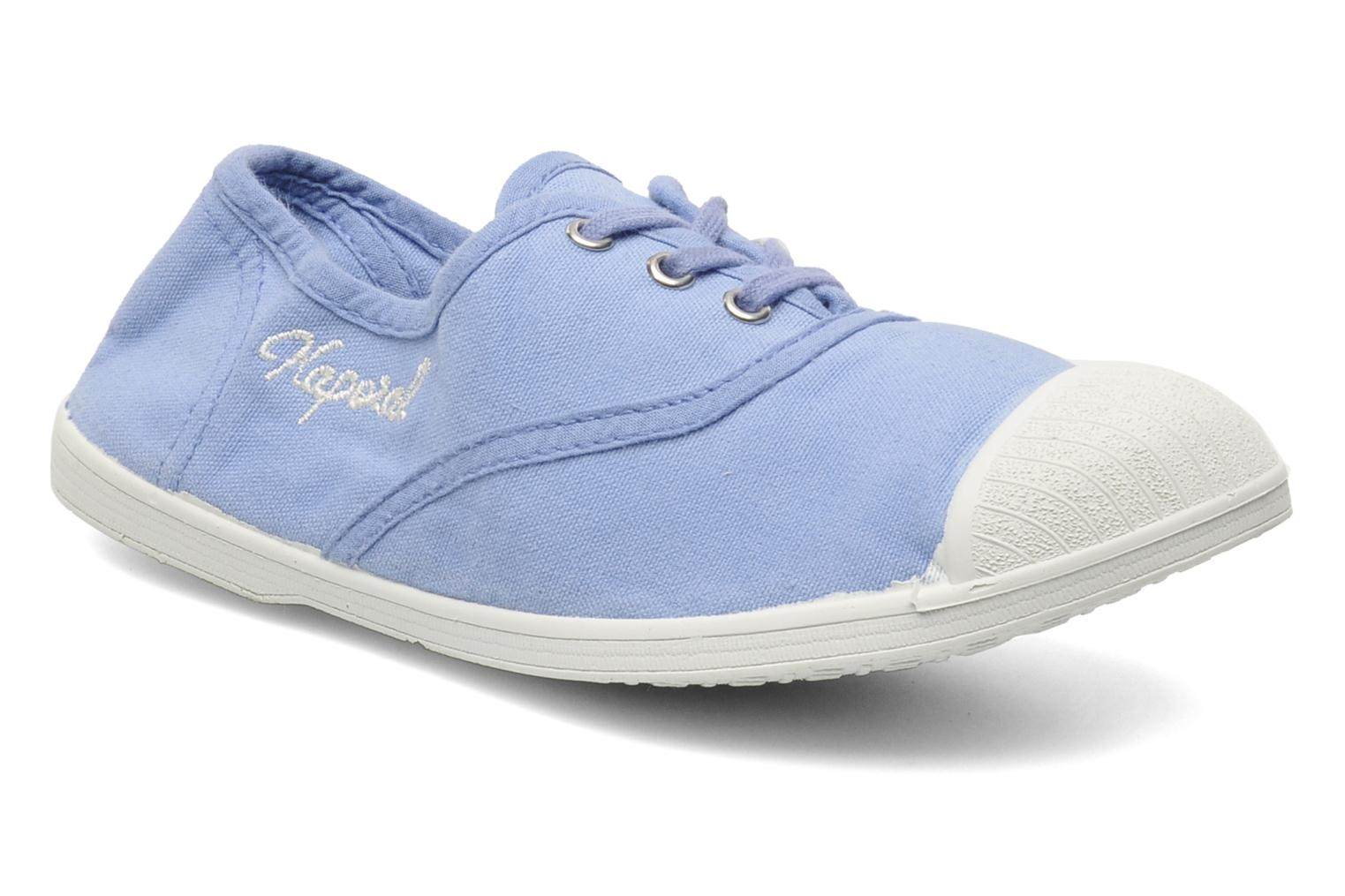 Sneakers Kaporal Vicky E Blauw detail