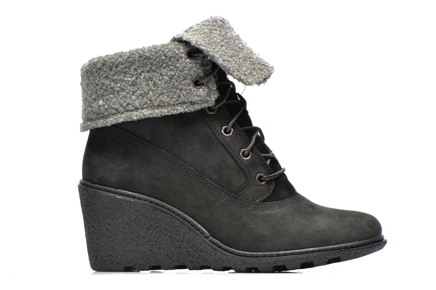 Bottines et boots Timberland Earthkeepers Amston Roll-Top Noir vue derrière