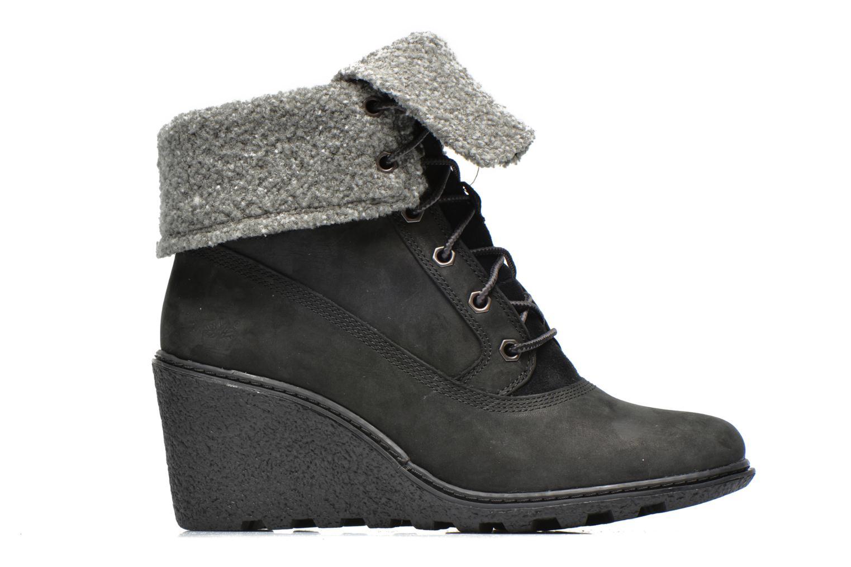 Stiefeletten & Boots Timberland Earthkeepers Amston Roll-Top schwarz ansicht von hinten