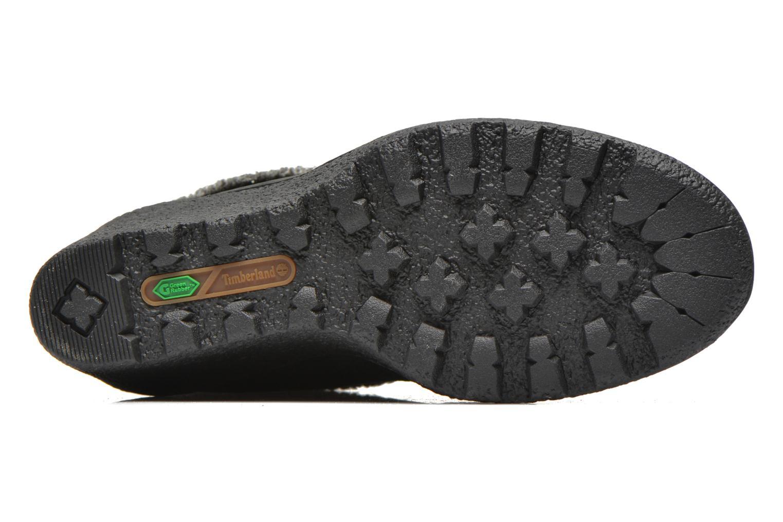 Stiefeletten & Boots Timberland Earthkeepers Amston Roll-Top schwarz ansicht von oben