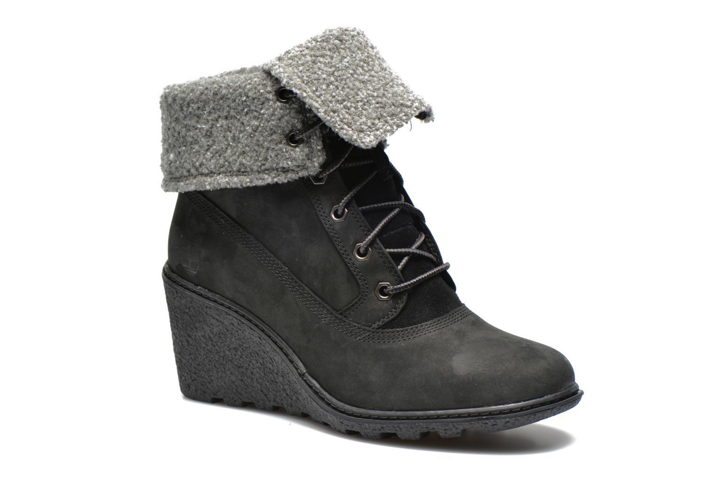Stiefeletten & Boots Timberland Earthkeepers Amston Roll-Top schwarz detaillierte ansicht/modell