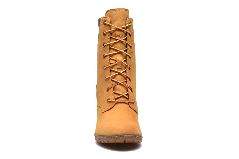 "Stiefeletten & Boots Timberland Earthkeepers Glancy 6"" Boot beige schuhe getragen"