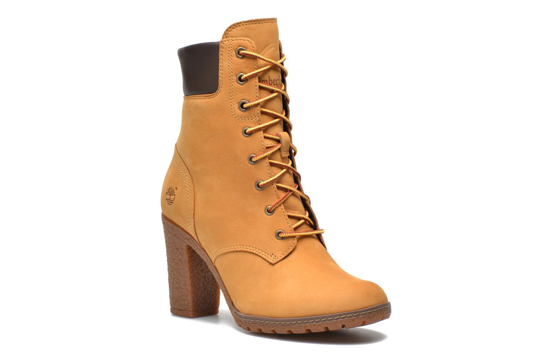 "Stiefeletten & Boots Timberland Earthkeepers Glancy 6"" Boot beige detaillierte ansicht/modell"