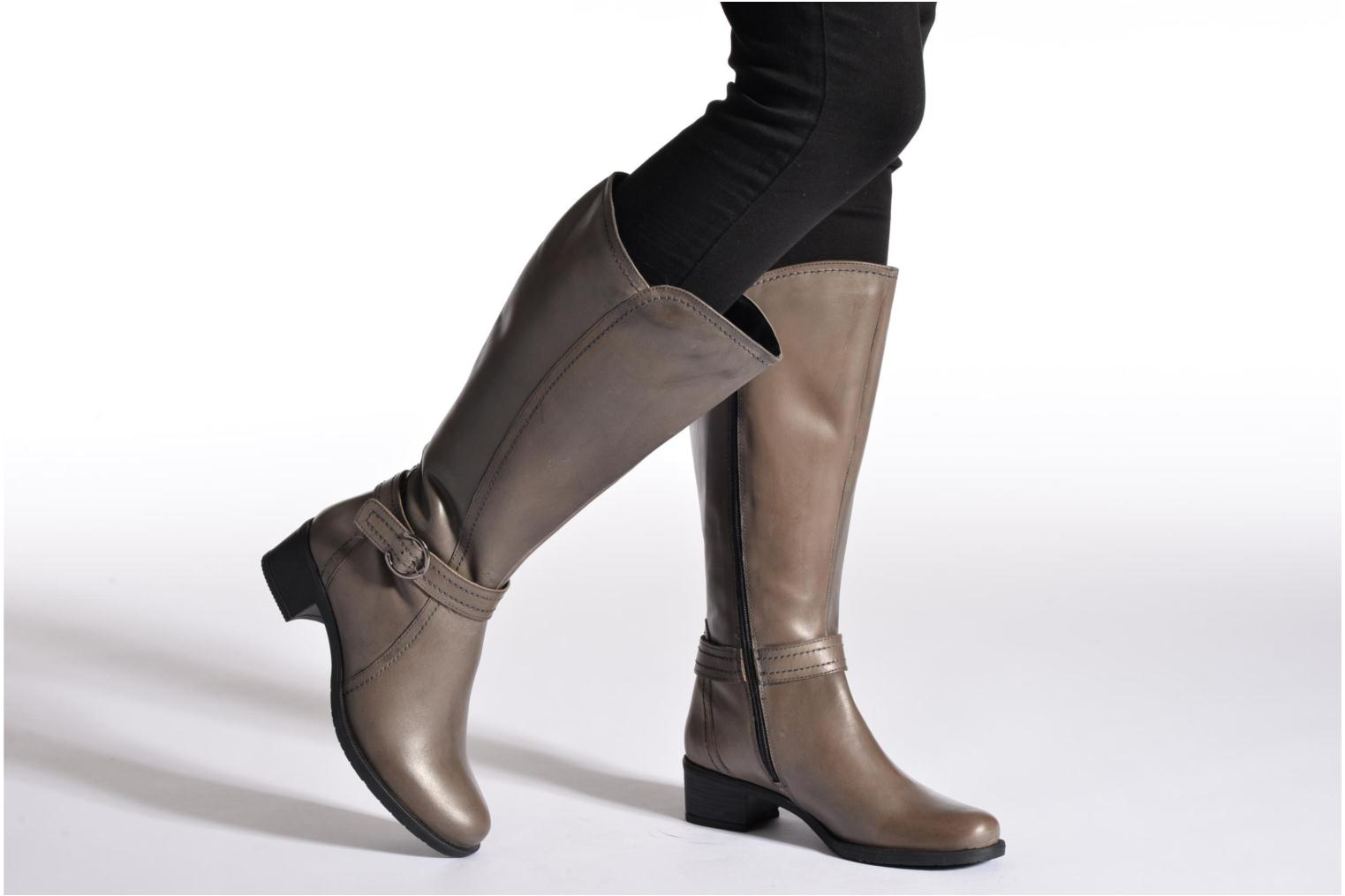 Boots & wellies Arima pour Elle Flandre Black view from underneath / model view