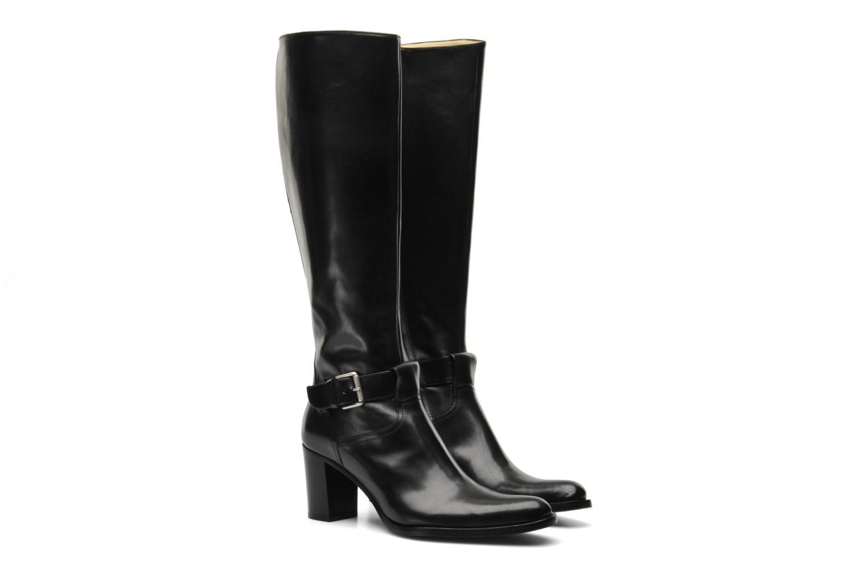 Boots & wellies Free Lance Queenie 7Botte Black 3/4 view