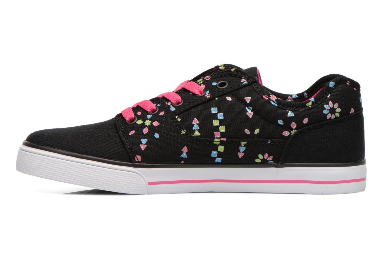 Trainers DC Shoes TONIK TX SE Black front view