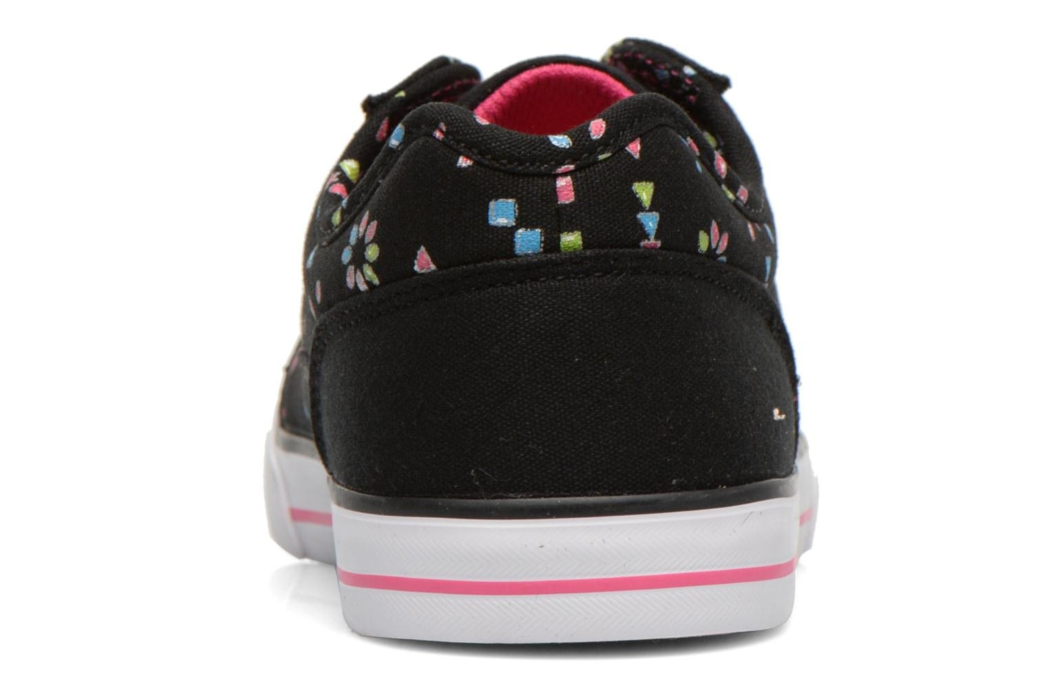 Trainers DC Shoes TONIK TX SE Black view from the right