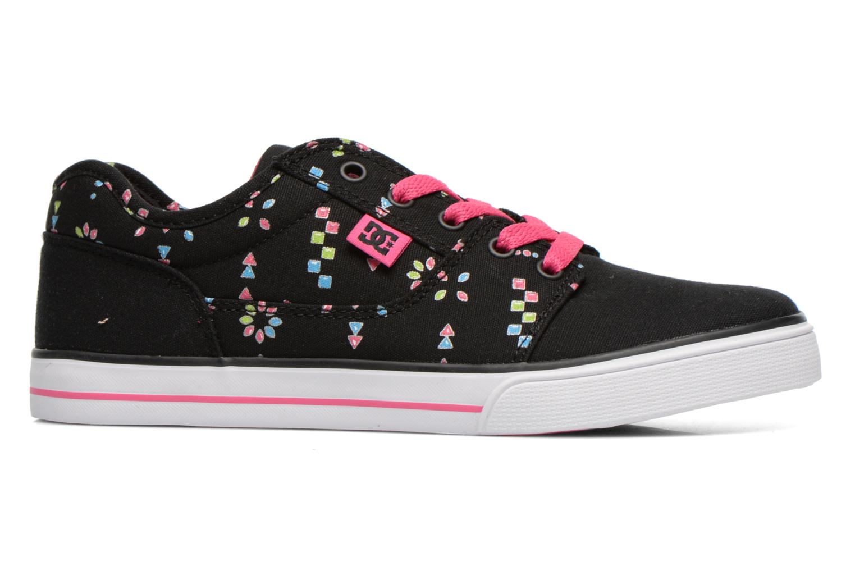 Sneakers DC Shoes TONIK TX SE Zwart achterkant
