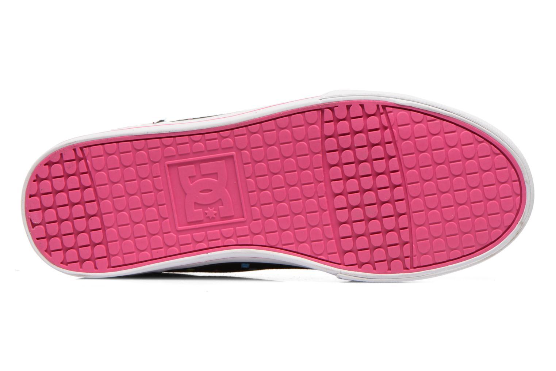 Baskets DC Shoes TONIK TX SE Noir vue haut