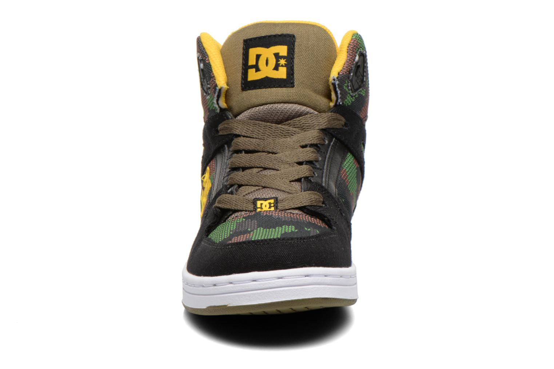 Sneakers DC Shoes REBOUND TX SE Zwart model