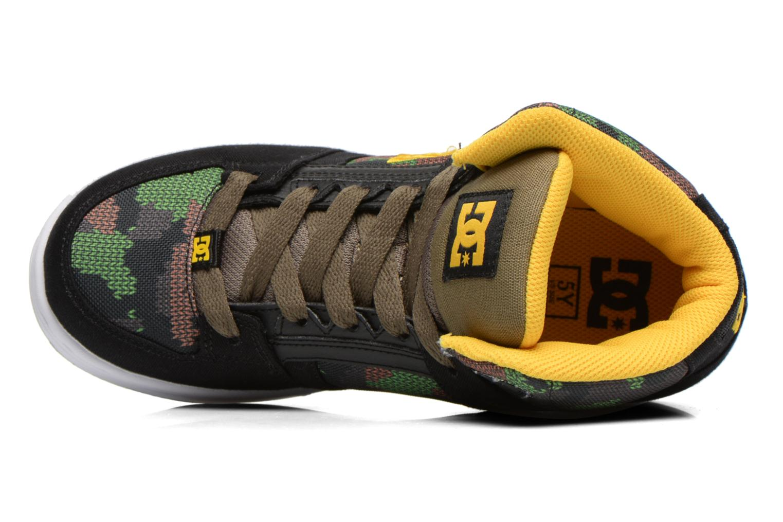 Sneakers DC Shoes REBOUND TX SE Zwart links
