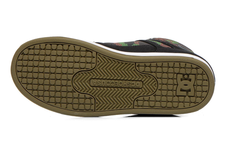 Sneakers DC Shoes REBOUND TX SE Zwart boven