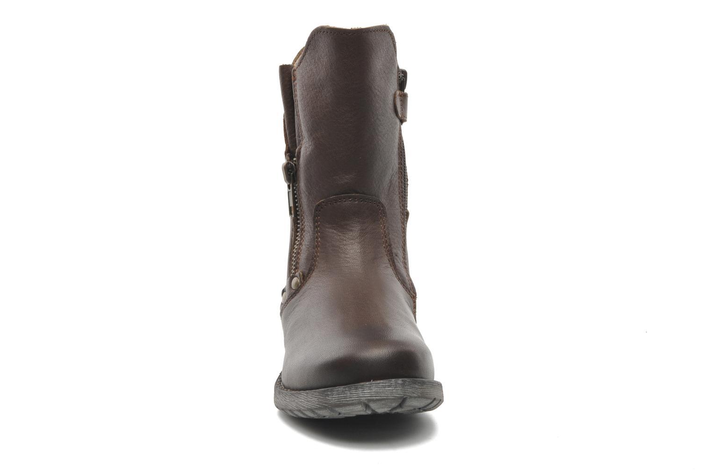 Stiefeletten & Boots P-L-D-M By Palladium Charline braun schuhe getragen