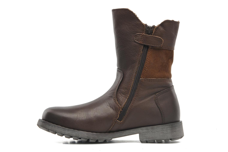 Stiefeletten & Boots P-L-D-M By Palladium Charline braun ansicht von vorne