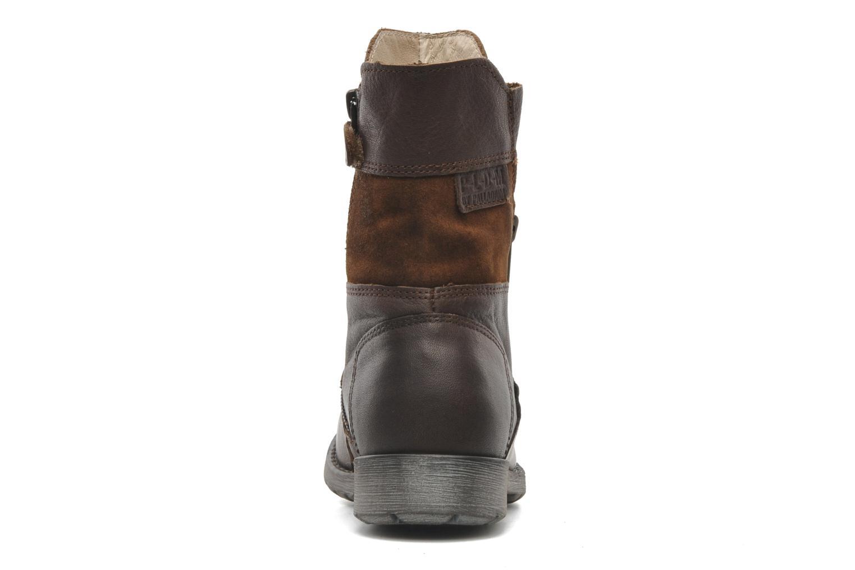 Stiefeletten & Boots P-L-D-M By Palladium Charline braun ansicht von rechts