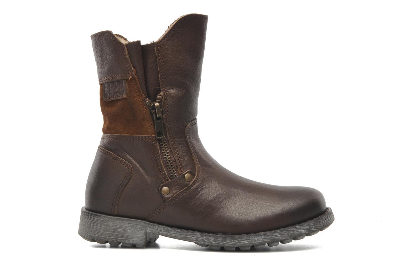 Stiefeletten & Boots P-L-D-M By Palladium Charline braun ansicht von hinten