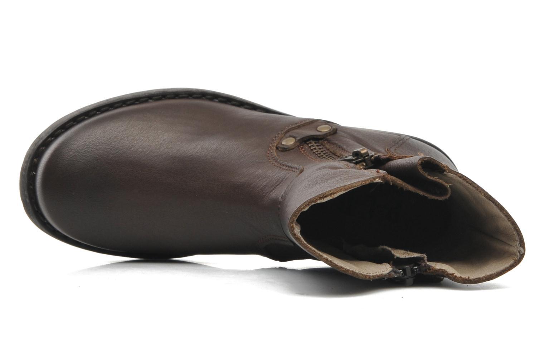 Stiefeletten & Boots P-L-D-M By Palladium Charline braun ansicht von links