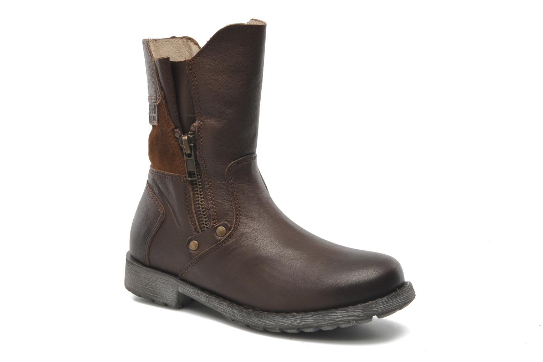 Stiefeletten & Boots P-L-D-M By Palladium Charline braun detaillierte ansicht/modell