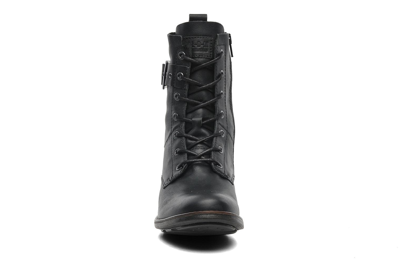 Bottines et boots P-L-D-M By Palladium Udita Noir vue portées chaussures