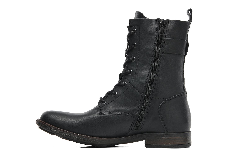 Bottines et boots P-L-D-M By Palladium Udita Noir vue face