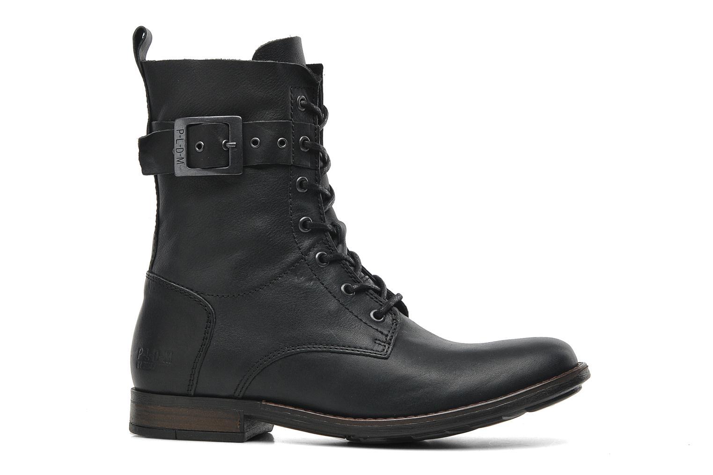 Bottines et boots P-L-D-M By Palladium Udita Noir vue derrière