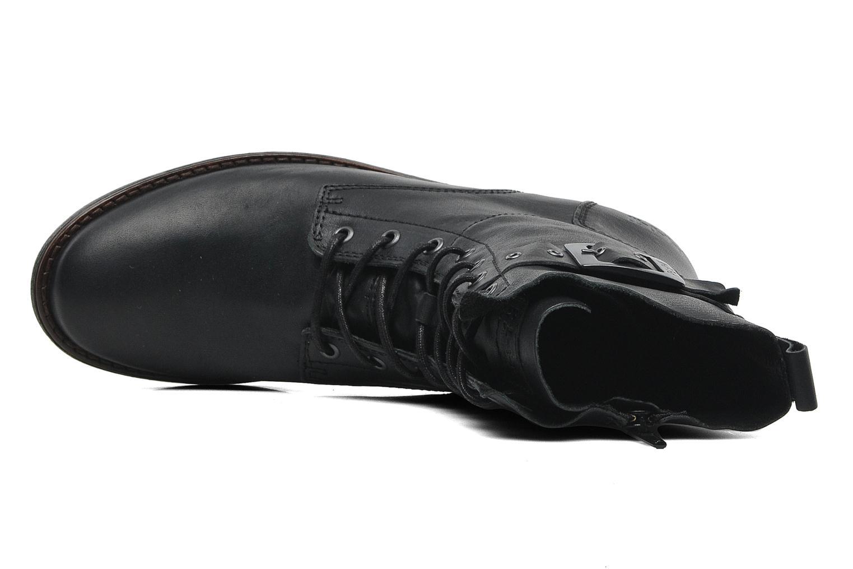 Bottines et boots P-L-D-M By Palladium Udita Noir vue gauche