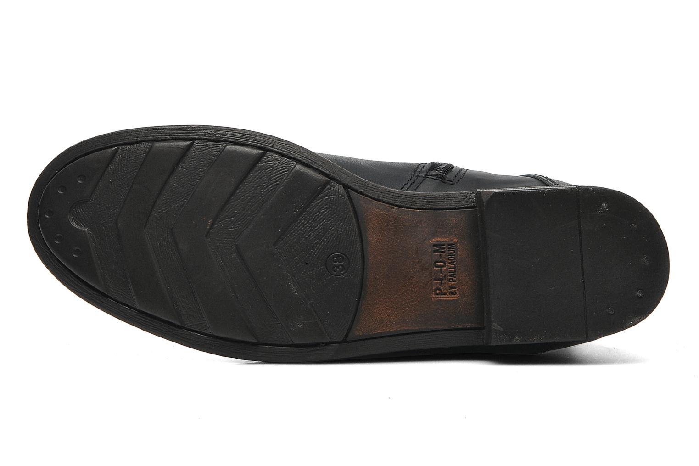 Bottines et boots P-L-D-M By Palladium Udita Noir vue haut