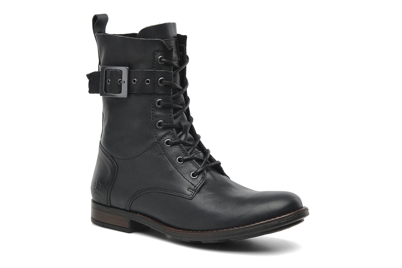 Bottines et boots P-L-D-M By Palladium Udita Noir vue détail/paire