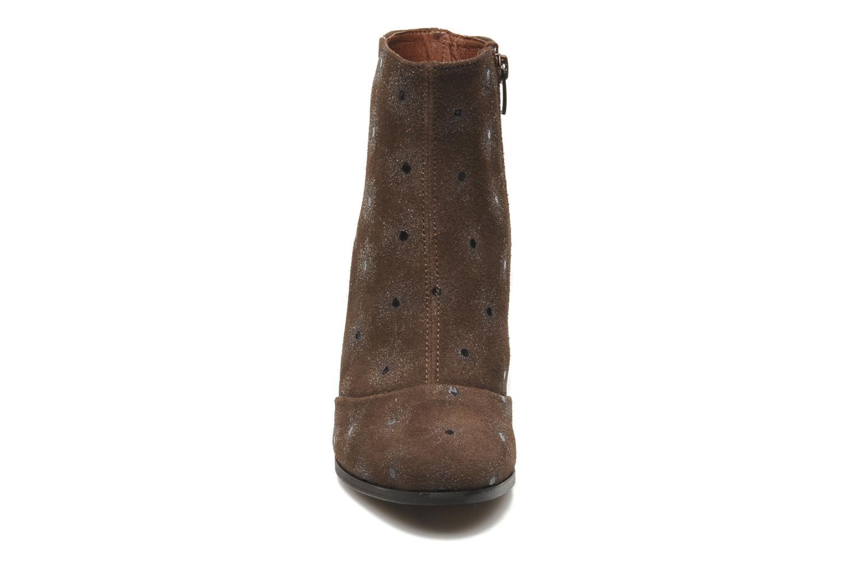 Bottines et boots Neosens Gamay 675 Marron vue portées chaussures
