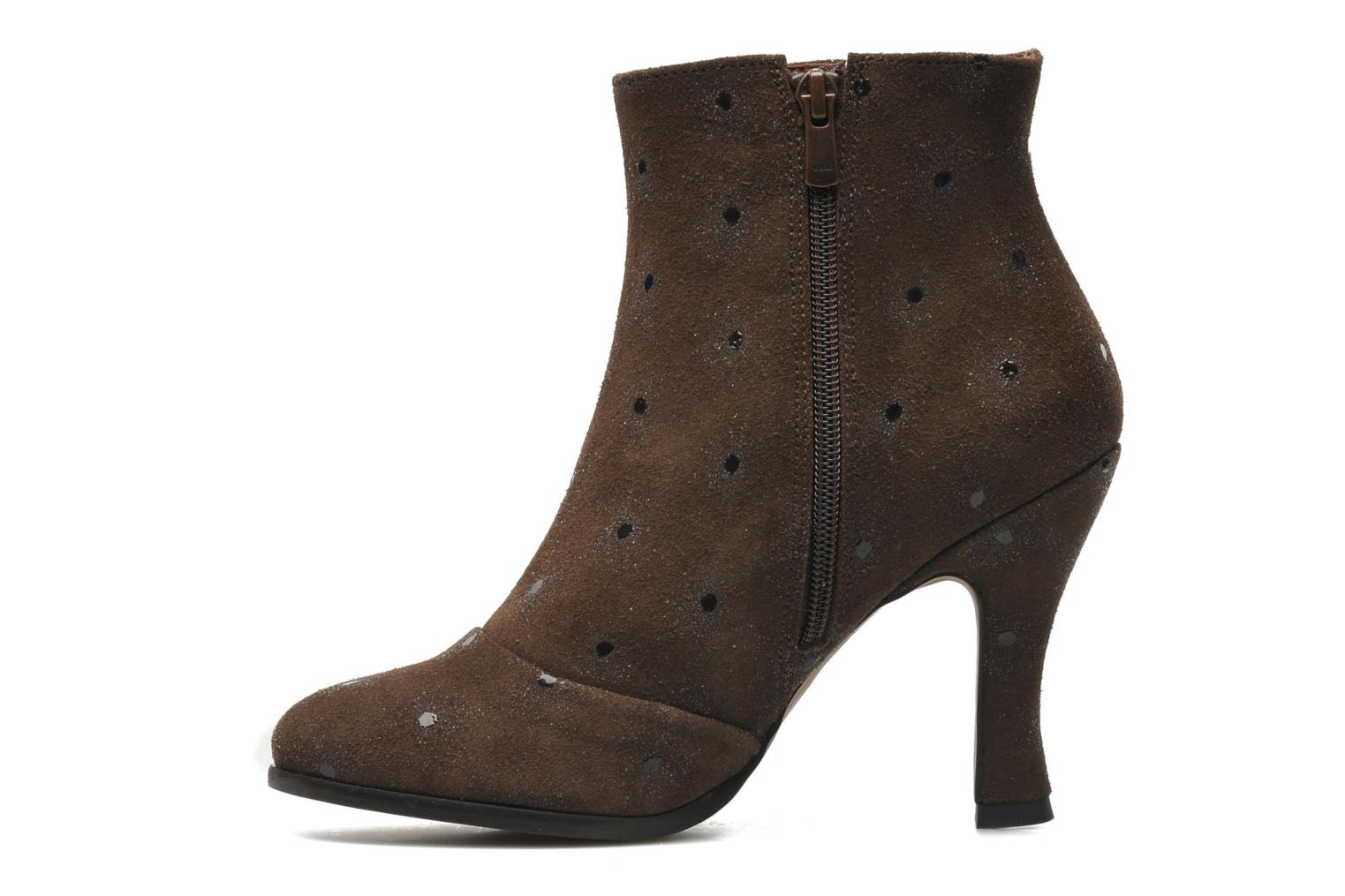 Bottines et boots Neosens Gamay 675 Marron vue face