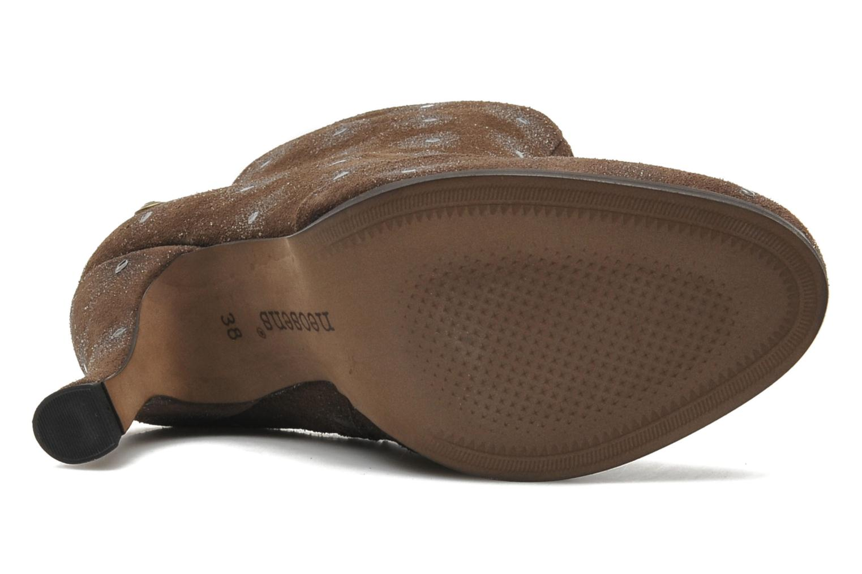 Bottines et boots Neosens Gamay 675 Marron vue haut