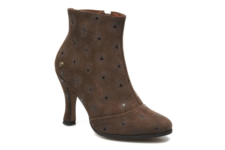 Bottines et boots Neosens Gamay 675 Marron vue détail/paire