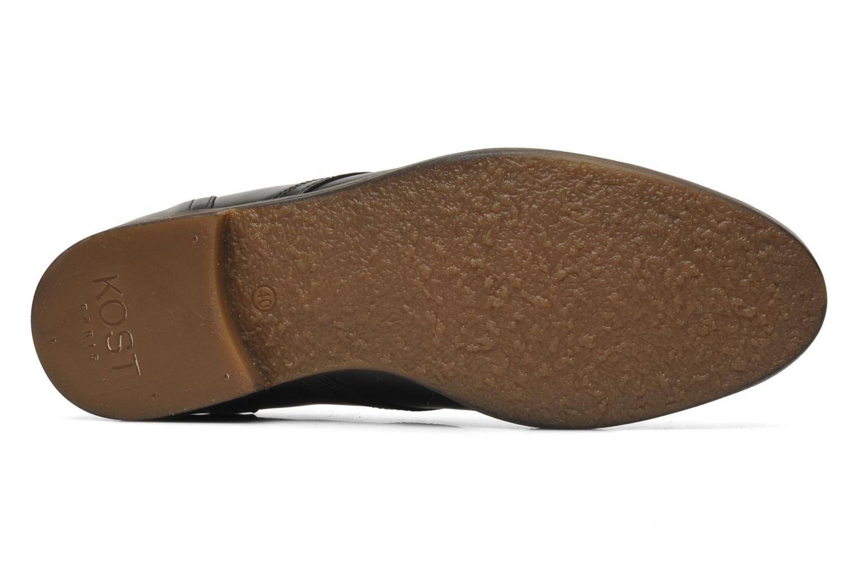 Stiefeletten & Boots Kost Merle 67 schwarz ansicht von oben