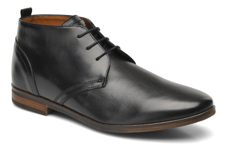 Boots en enkellaarsjes Kost Merle 67 Zwart detail