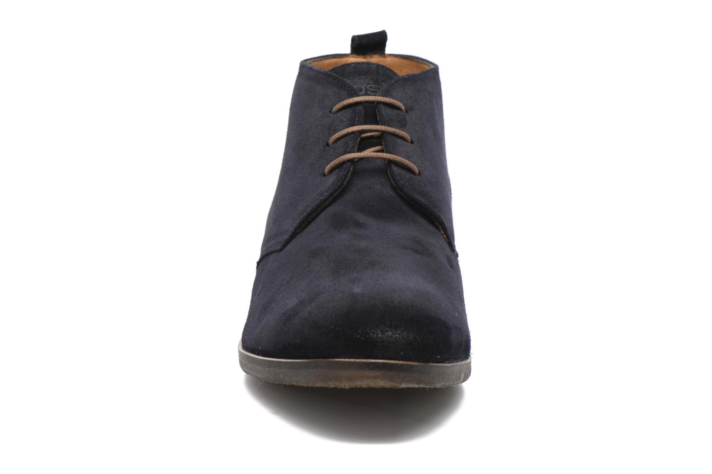 Bottines et boots Kost Merle 67 Bleu vue portées chaussures