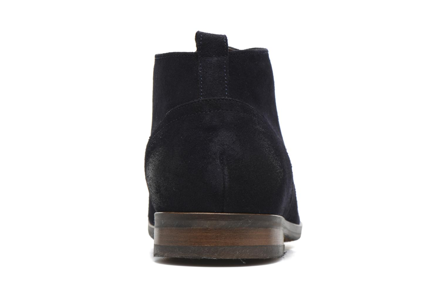 Ankle boots Kost Merle 67 Blue view from the right