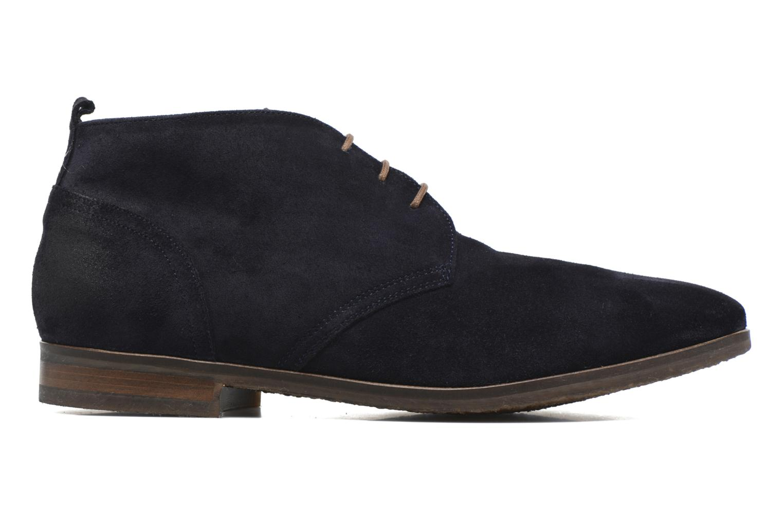 Bottines et boots Kost Merle 67 Bleu vue derrière