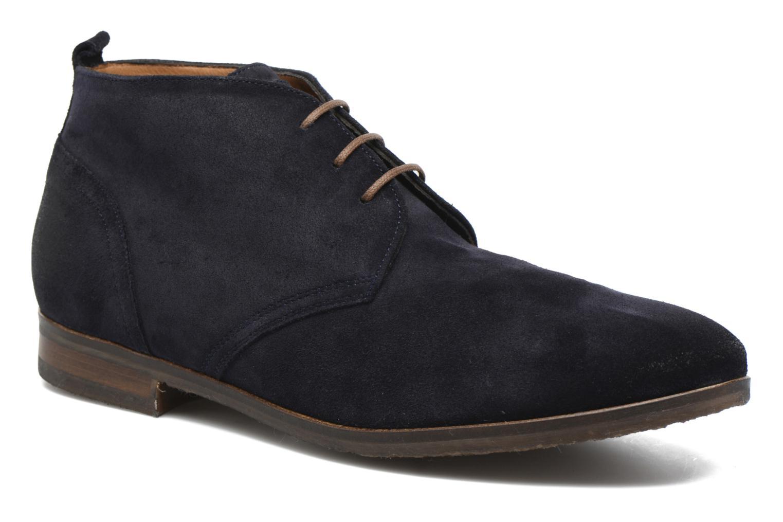 Bottines et boots Kost Merle 67 Bleu vue détail/paire