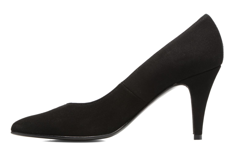High heels Anna Volodia Ameriane Black front view