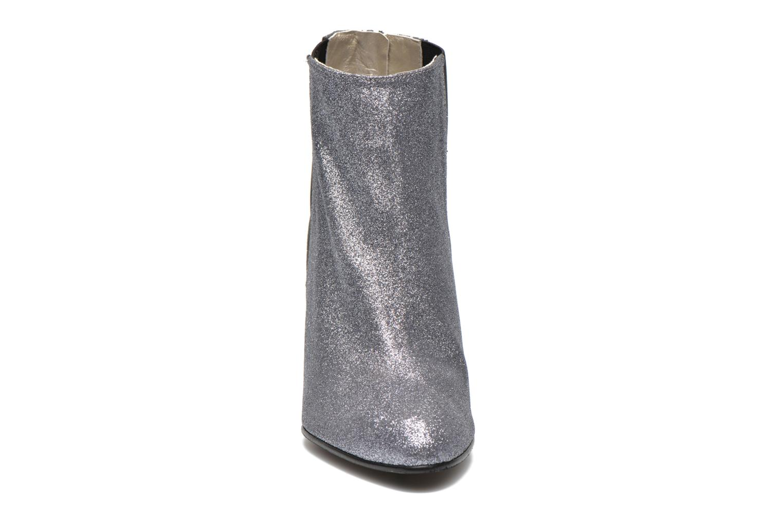 Stiefeletten & Boots Anna Volodia Aquarel grau schuhe getragen