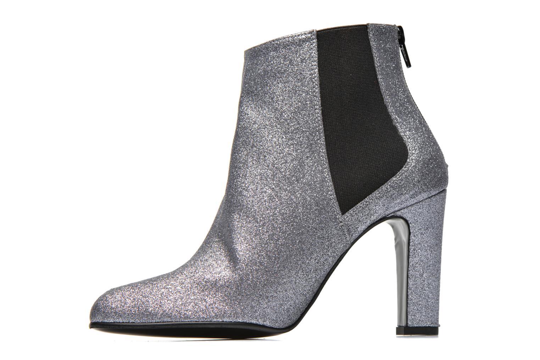 Stiefeletten & Boots Anna Volodia Aquarel grau ansicht von vorne