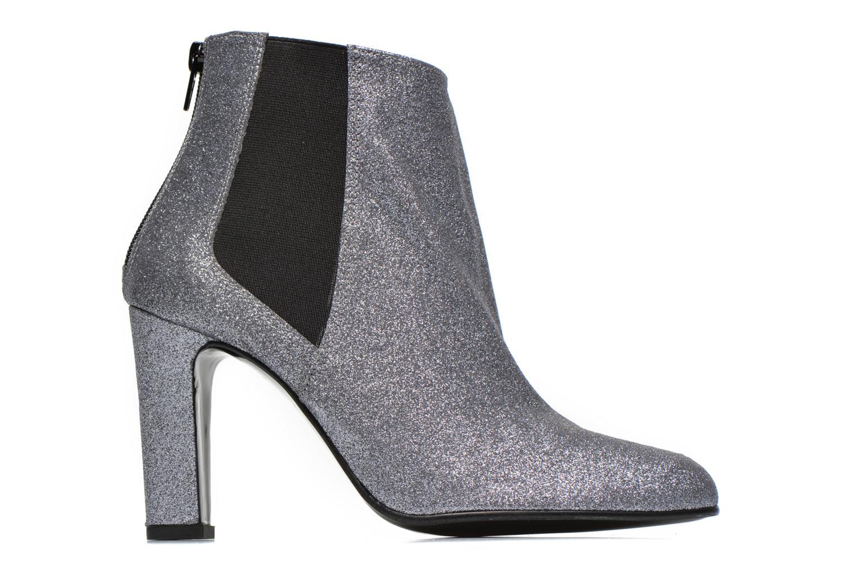Stiefeletten & Boots Anna Volodia Aquarel grau ansicht von hinten